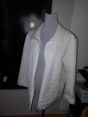 1 Damenjacke weiß Gr 44