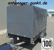 PKW Planenanhänger Humbaur 752513 100