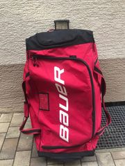 Eishockey-Torwart komplette Ausrüstung