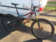 Mountainbike Giant 2016 Trance Advanced