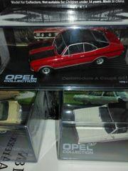 Opel Sammlung für Liebhaber