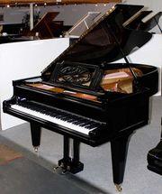 Flügel Klavier Grotrian-Steinweg 220 schwarz