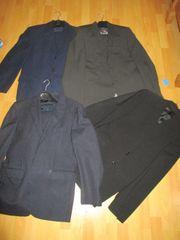 3 Herrenanzüge sowie Jacket und