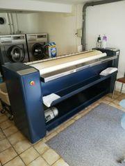 5 Maschinen aus Wäscherei Auflösung
