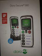 Blindenhandy Blindentelefon Doro 580 Handy