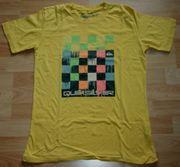 ORIGINAL - Gelbes T-Shirt - Größe 14 - Kurzarm