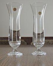 Bleikristall Vasen vintage