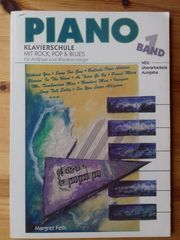 Klavierschule PIANO Band 1 von