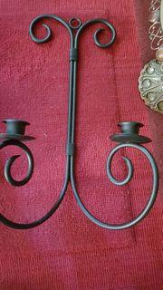 Kerzenwandhalter Vintage