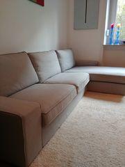 4er Sofa mit Récamiere wg