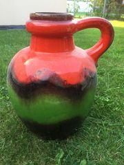 Keramiktopf Krug Vase
