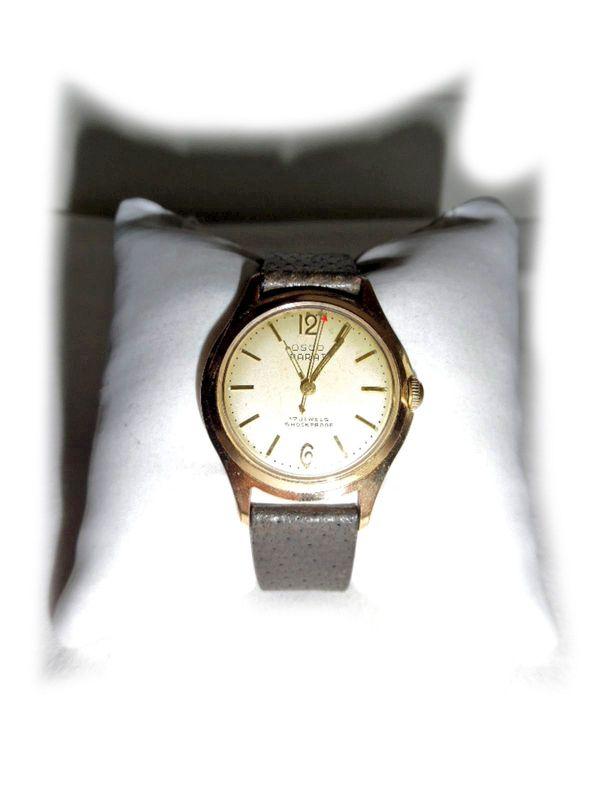 """Seltene Armbanduhr von Osco Parat - Nürnberg Wetzendorf - Seltene Armbanduhr von dem deutschen Hersteller """"Osco Parat"""".Die Uhr befindet sich noch in einem sehr guten gebrauchten Zustand.Voll funktionsfähig.Eigenschaften:Gehäuse:Stahl (Stainless Steel Back), vergoldet, D=ca.32mm, Shockpro - Nürnberg Wetzendorf"""