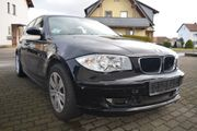 BMW E87 116i Unfallschaden