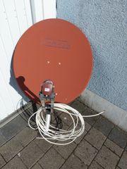 Schwaiger Satellitenschüssel