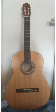 Orlanda Massiv Holz Classic Gitarre