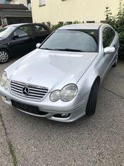 Verkaufe Mercedes-Benz mit Motorschaden