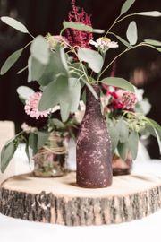 Baumscheiben Holz Holzscheiben Dekoration Hochzeitsdeko