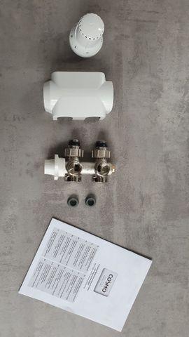 Bild 4 - Cosmo Thermostat-Regler Mittenanschlussarmatur - Mannheim Käfertal