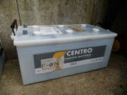 2 große LKW Treker Batterien