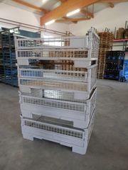 Gitterboxen Industrieboxen 1230mm x 830mm