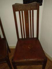 Jugendstil alte Stühle