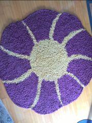 Runde Teppich