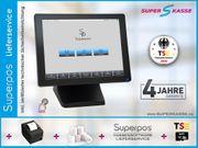 Lieferservice Kassensystem Superpos Bringdienst Kasse