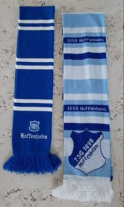 2 Schals der TSG Hoffenheim