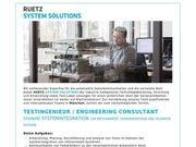 Testingenieur Engineering Consultant m w