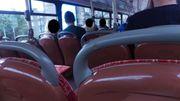 Bilder im Bus Umkleide und