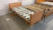 Pflegebett - 2 x vorhanden - LD08044