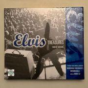 ELVIS tolles Buch mit Memorabilia Audio-CD -