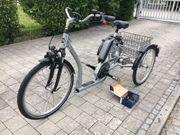 Pfau-Tec Grazia 2 E-Dreirad