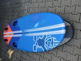 Bild 4 - Surfbrett Surfboard Mast Segel Gabelbau - München