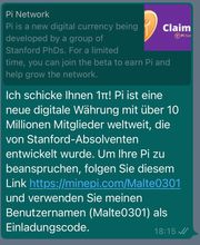 Neue Pi Network Währung Kryptowährung