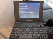 Laptop Tandy 3900 Rarität für