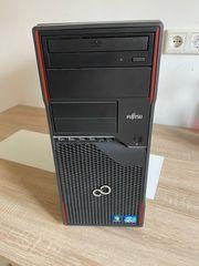 Fujitsu Celsius W410 Intel R