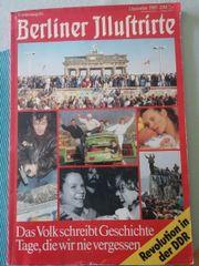 Berliner Illustrirte Sonderausgabe Dezember 1989