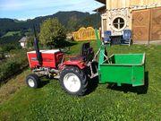 Kleiner Traktor Steyr Holder