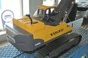 Volvo EC460C Hydraulik