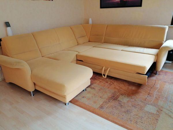 Sofa Schlafsofa mit Stauraum - sehr