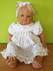 Sammlerpuppe Ännchen - Original Annette-Himstedt-Puppe