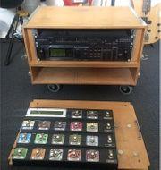 Fractal Audio AxFxII mit MFC101