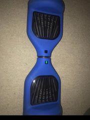 Hoverboard Schwarz blaue Hülle VHS