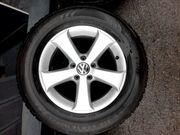 Alukomplettrad für VW Tiguan oder