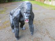 Affe Gorilla wütend aus GFK