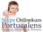 Portugiesisch Skype Kurs per Skype