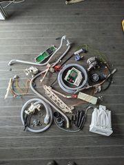 Ersatzteile Waschmaschine Bosch Logixx 8