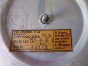 DDR Ziphona Solid 523 - Plattenspieler