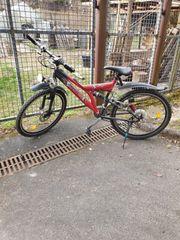 3x Mountainbike 26 Zoll 24